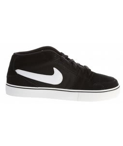 Nike Ruckus Mid Lr Shoes Black/White