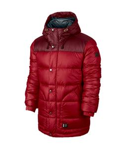 Nike 700 Down Snowboard Jacket Gym Red/Team Red/Dk Magnet Grey/Team Red