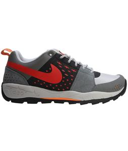 Nike Adler Low Shoes Med Base Grey/Black/Lt Base Grey/Lt Crimson