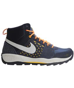 Nike Alder Mid Shoes Obsidian/New Slate/Atomic Orange/Light Bone