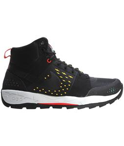 Nike Alder Mid Shoes Black/Varsity Maize/Lt Crimson/Black