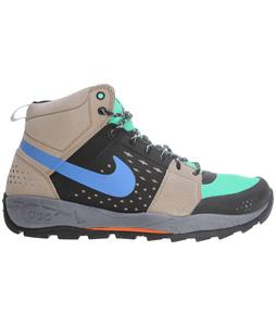 Nike Air Alder Mid Hiking Boots Khaki/Gamma Green/Black/Distant Blue