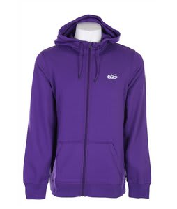 Purple Zip Up Hoodie Mens | Fashion Ql