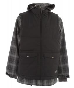 Nike Bellevue-Se Snowboard Jacket Black/Black/Midnight Fog
