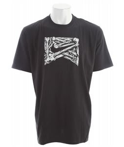 Nike Bones Icon T-Shirt Black
