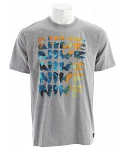 Nike Creep T-Shirt Dark Grey Heather