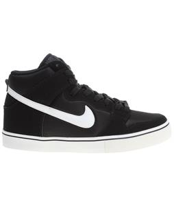 Nike Dunk High LR Skate Shoes Black/Black/Anthracite/Sail