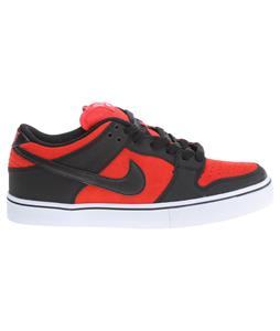 Nike Dunk Low LR Skate Shoes Pimento/Pimento/White/ Black