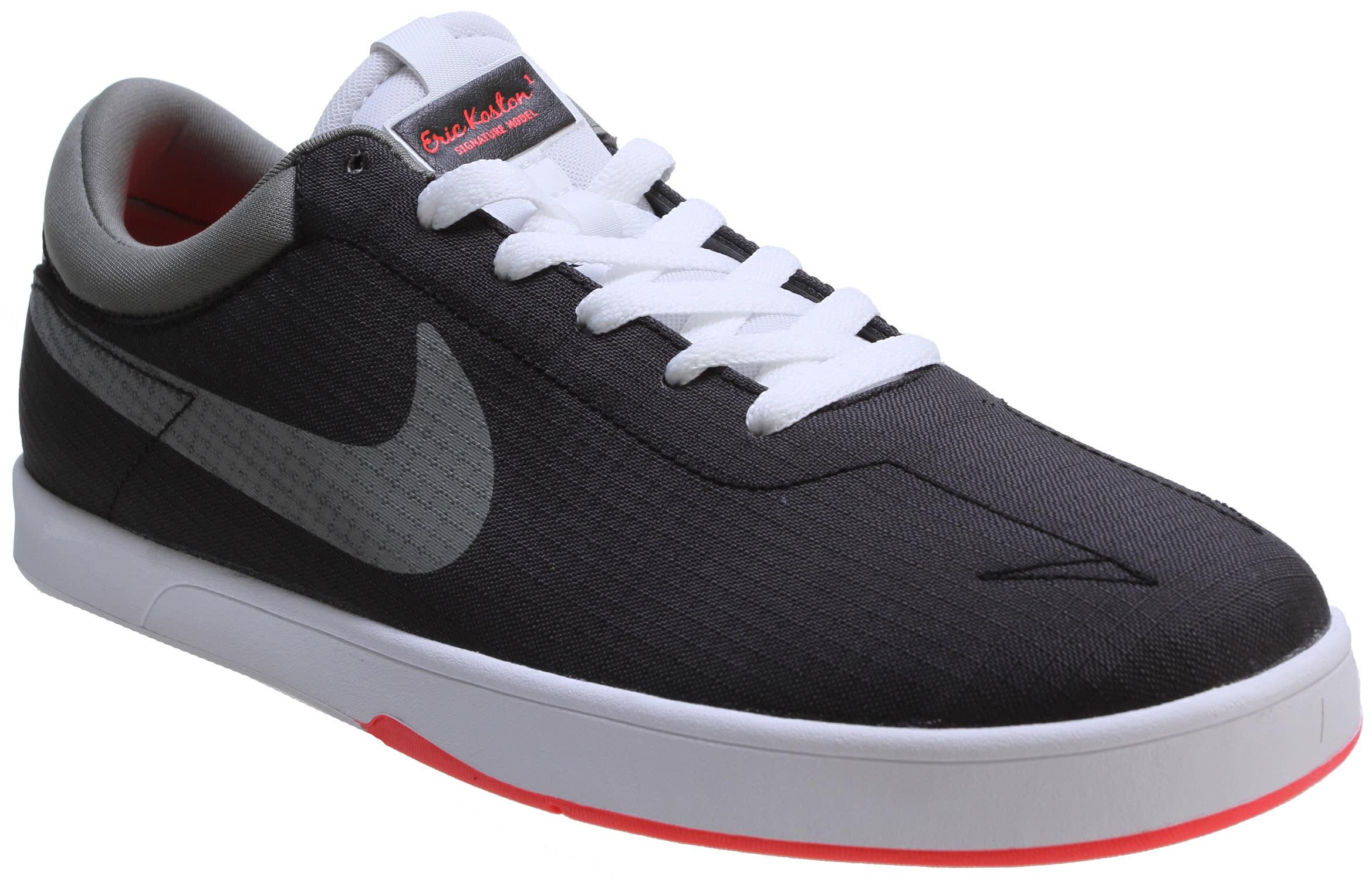 75e1f799e3e6 nike eric koston se nike eric koston se shoes blk mid base grey ...