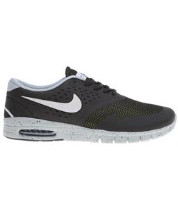Nike Eric Koston 2 Max Skate Shoes Black/White-Base Grey-Venom Green