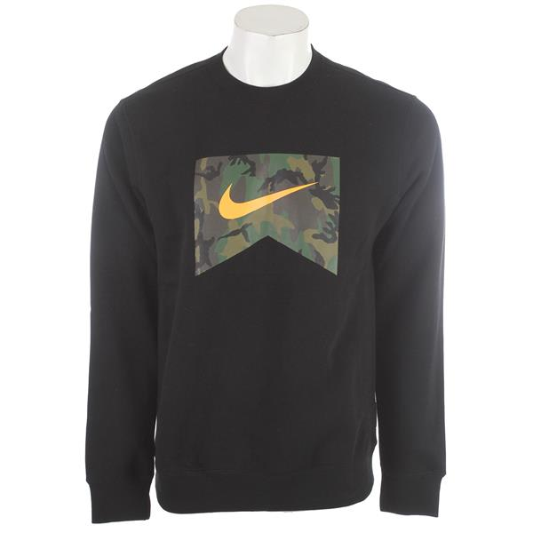 Nike Foundation Camo Fill Crew Sweatshirt