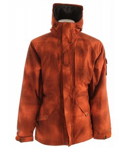 Nike Foxhollow Snowboard Jacket Mesa Orange