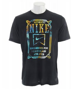 Nike Giant Speciman T-Shirt Black
