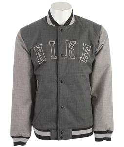 Nike Haze Crew Jacket Black Heather/Dark Grey Heather/Black Heather