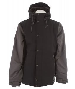 Nike Hazed Snowboard Jacket Black/Midnight Fog