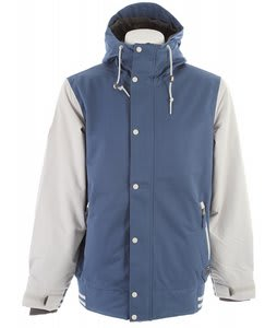 Nike Hazed Snowboard Jacket Utility Blue/Light Bone