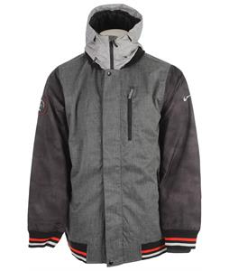 Nike Holladay Snowboard Jacket Anthracite/Black