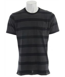 Nike Hype Stripe Dry Fit T-Shirt Black