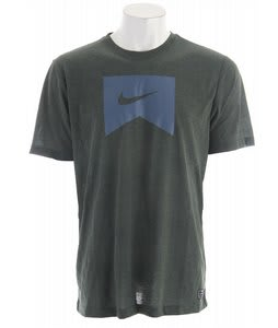 Nike Icon T-Shirt Newsprint Heather
