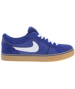 Nike Isolate Lr Shoes Drenched Blue/Gum Light Brown/White