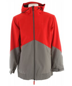 Nike Kampai Snowboard Jacket Challenge Red/Light Charcoal
