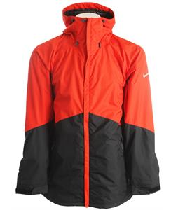 Nike Kampai Snowboard Jacket Gamma Orange/Black