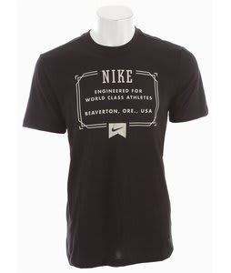 Nike Lock Up Dri-Fit T-Shirt Black