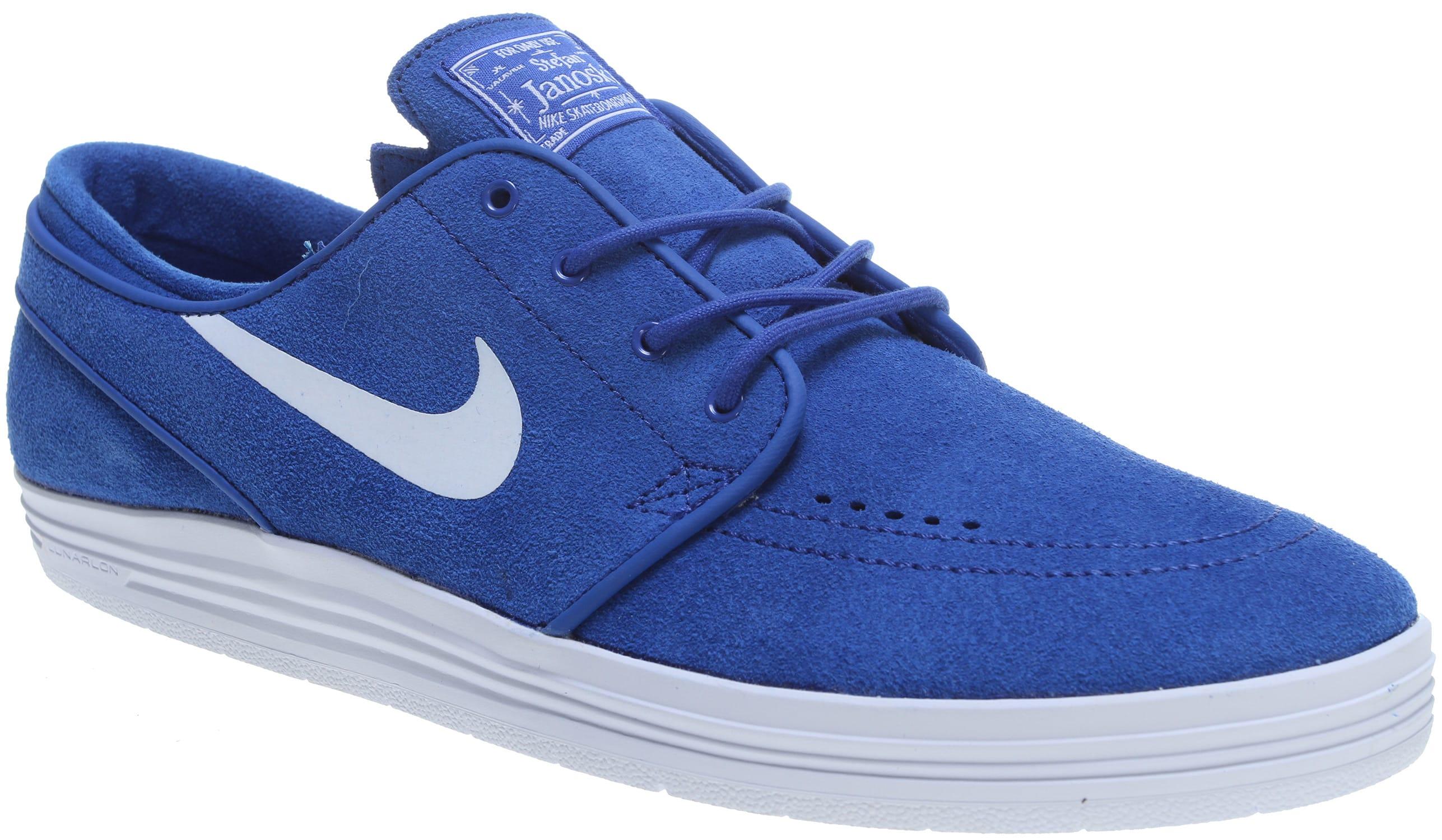 Nike Sb Janoski Leather Shoes