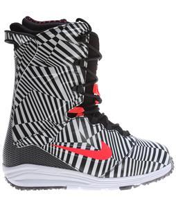 Nike Lunarendor QS Snowboard Boots Black/White/infrared