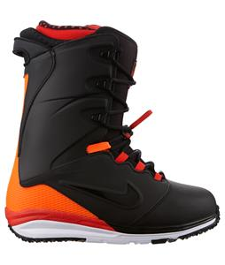 Nike Lunarendor Snowboard Boots Black/Challenge Red/Hyper Crimson/Black