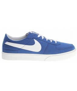 Nike Mavrk LR Skate Shoes Canvas/Storm Blue