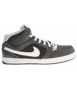 Nike Mogan Mid 3 Skate Shoes Anthracite