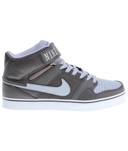 Nike Mogan Mid 2 SE Skate Shoes Midnight Fog/White/Grey Wolf