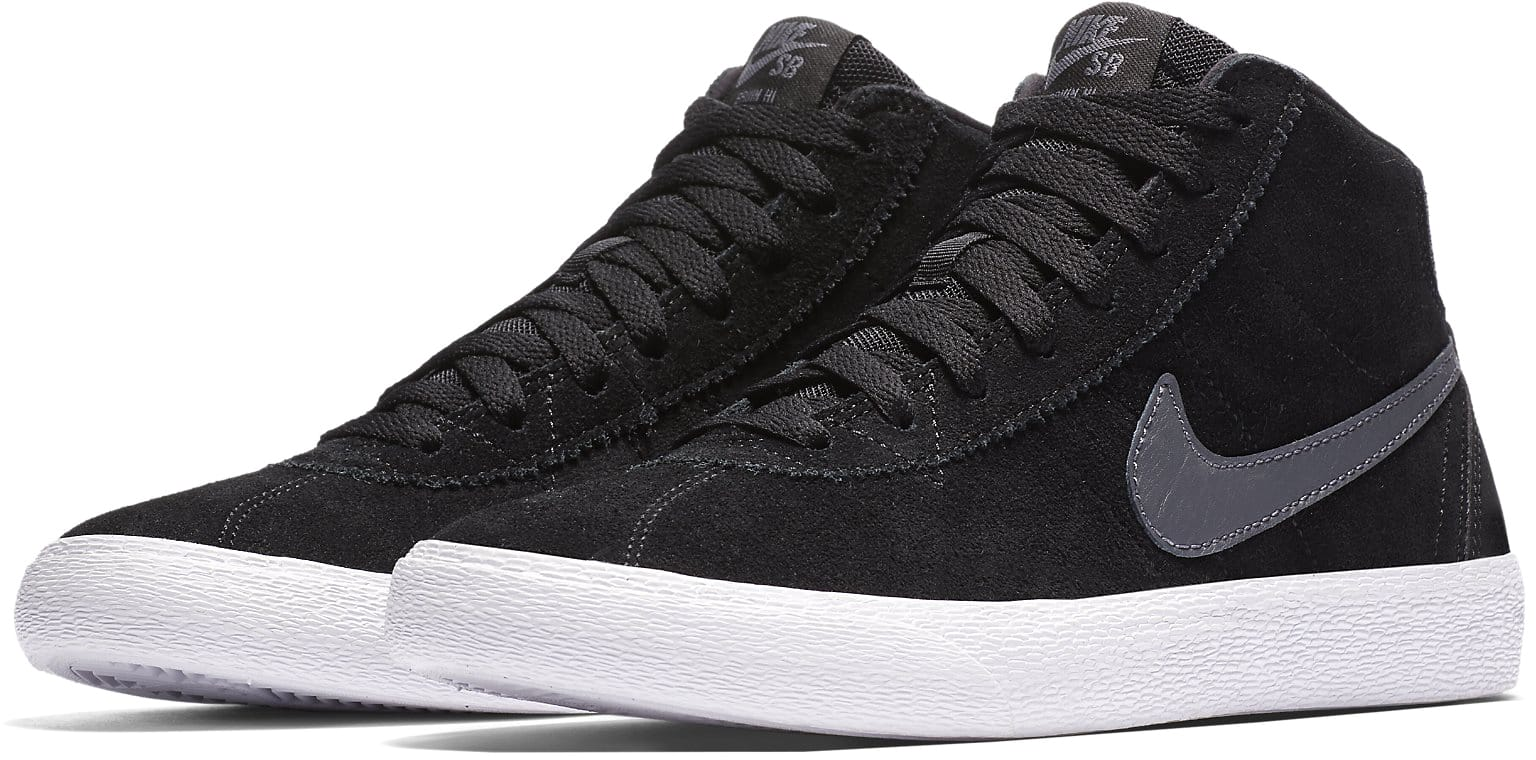 On Sale Nike Sb Bruin Hi Skate Shoes Womens Up To 40 Off