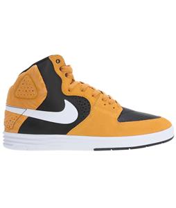 Nike Paul Rodriguez 7 High Skate Shoes Laser Orange/Black/White