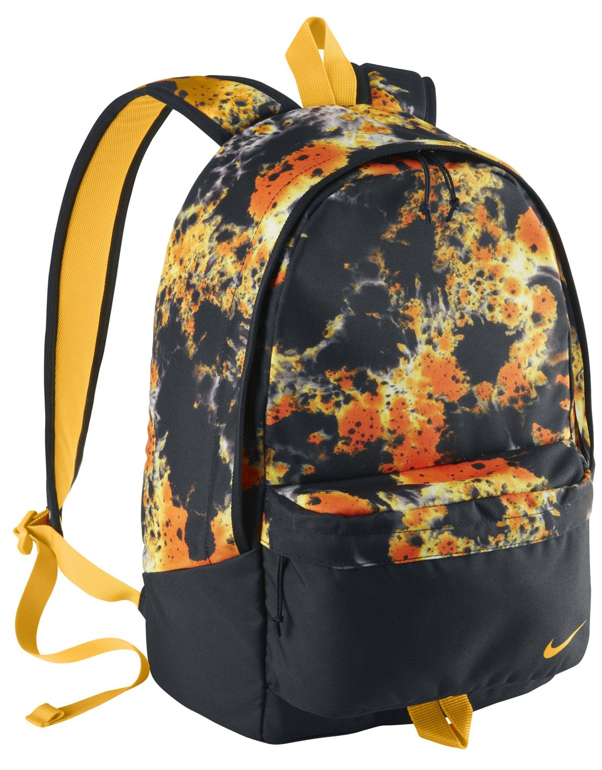 Nike Piedmont Backpack Black/Black/University Gold