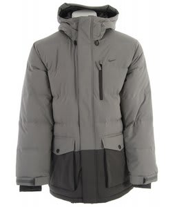 Nike Proost Down Snowboard Jacket Light Charcoal/Midnight Fog