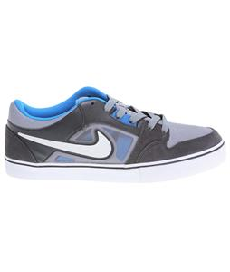 Nike Rukus 2 LR Skate Shoes Anthrcite/Stealth/Photo Blue/White
