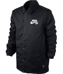 Nike SB Assistant Coaches Snowboard Jacket Black/Volt/Ivory