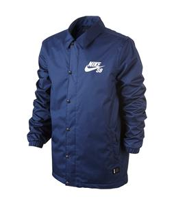 Nike SB Assistant Coaches Snowboard Jacket Midnight Navy/Black/Ivory