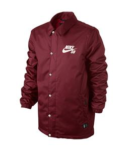 Nike SB Assistant Coaches Snowboard Jacket Team Red/Gym Red/Ivory