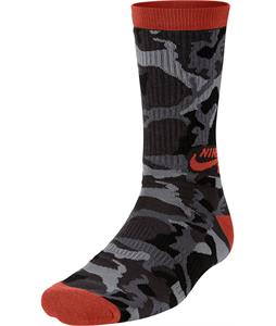 Nike SB Camo Crew Socks