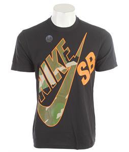 Nike SB Camo Dri-Fit T-Shirt