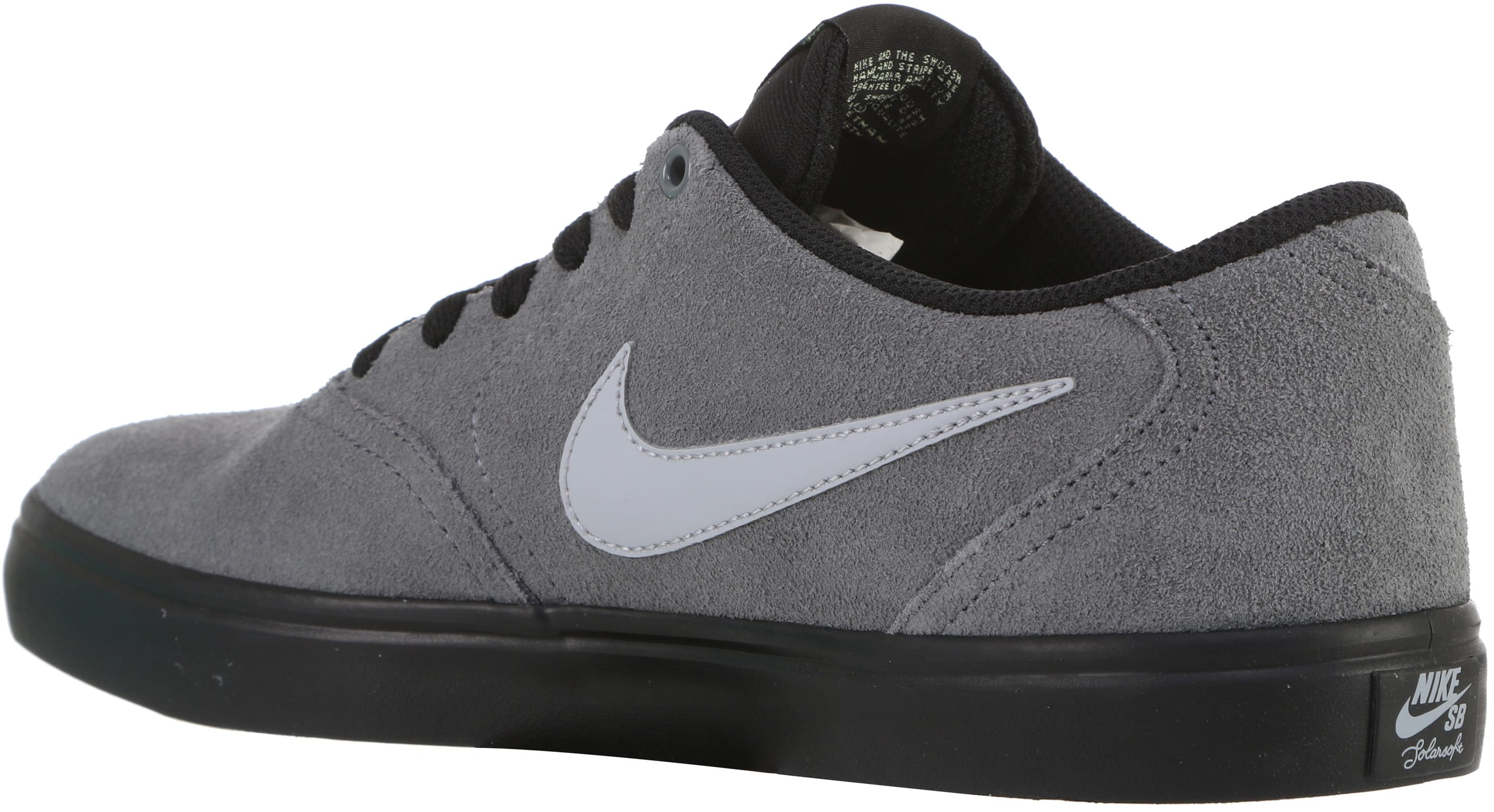On Sale Nike Sb Check Solar Skate Shoes 2017