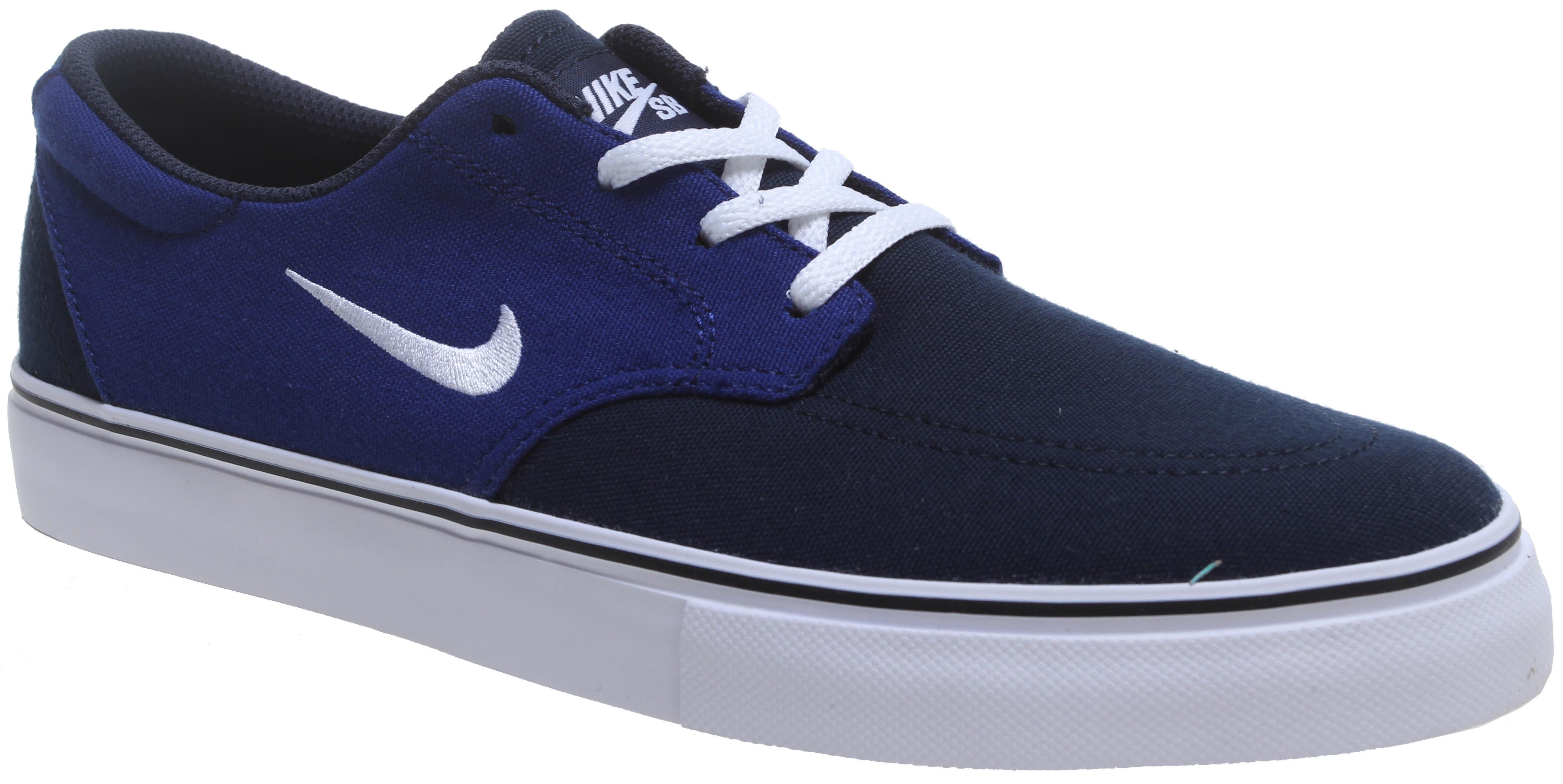 Nike skate shoes youth - Nike Sb Clutch Gs Skate Shoes Kids Youth