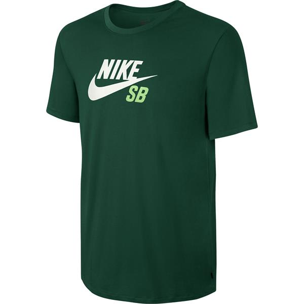 On sale nike sb dri fit icon logo t shirt up to 50 off for Dri fit shirts on sale