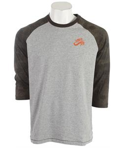 Nike Sb Dri-Fit 3/4 Sleeve Raglan