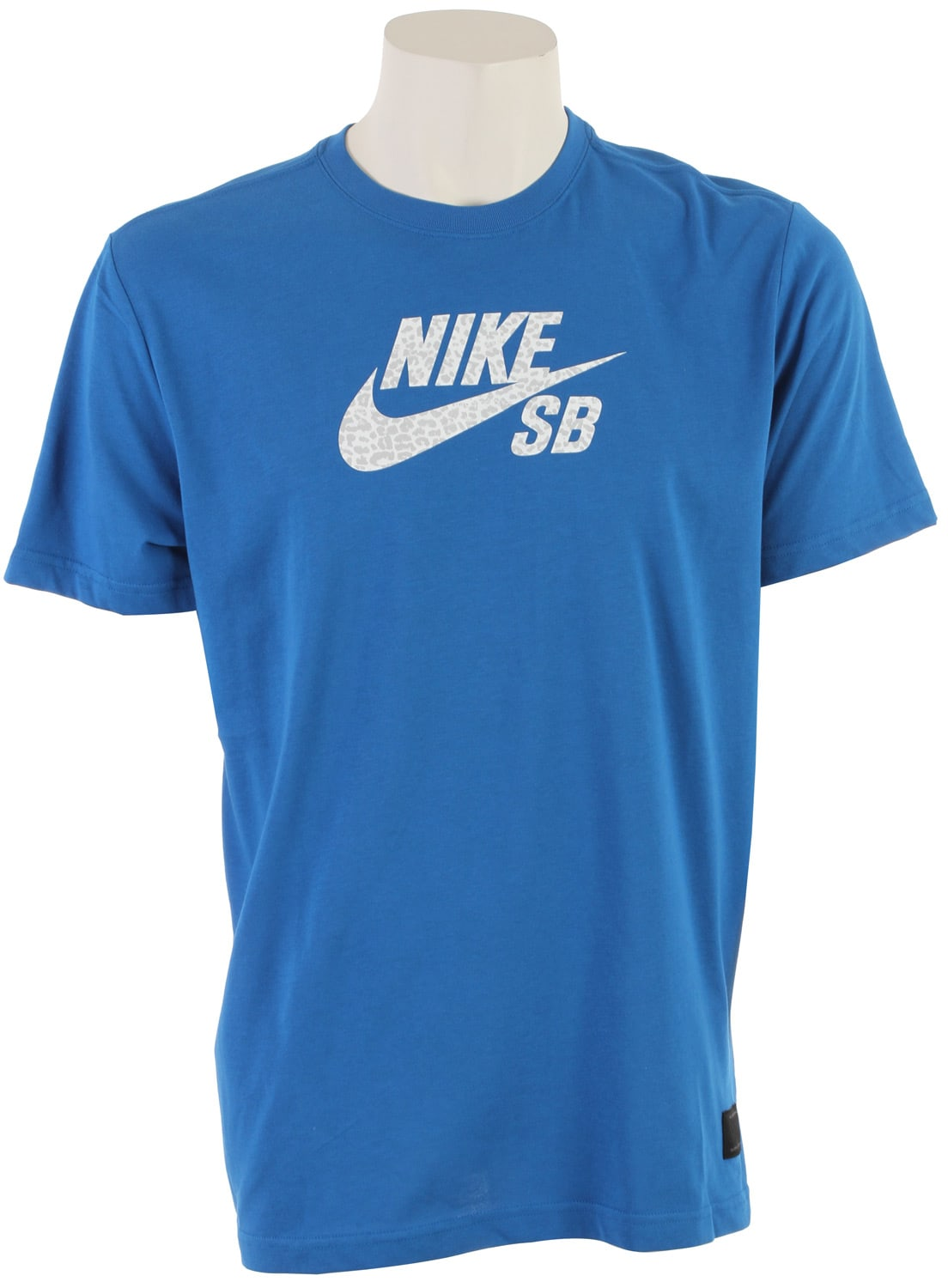 On sale nike sb dri fit icon leopard t shirt up to 55 off for Cheap nike sb shirts