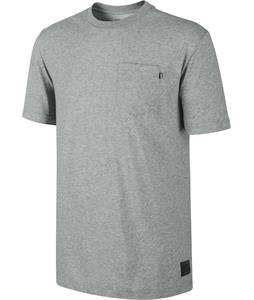 Nike SB Dri-Fit Skate Pocket T-Shirt Dk Grey Heather/Dk Grey Heather/Dk Grey Heather/Bomber Grey