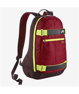 Nike SB Embarca Backpack Gym Red/Volt/White 23L